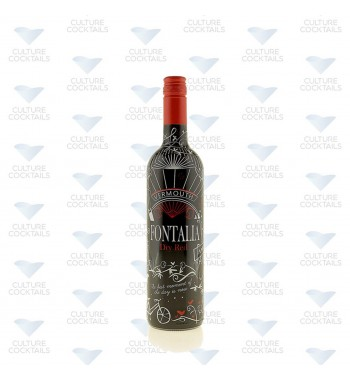 FONTALIA VERMOUTH DRY RED