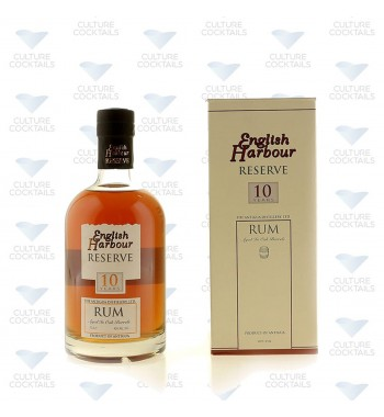 ENGLISH HARBOUR 10 ANS