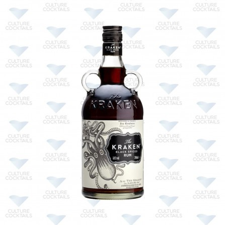 THE KRAKEN BLACK SPICED 40°
