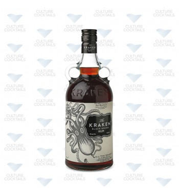 THE KRAKEN BLACK SPICED 47°ORIGINAL