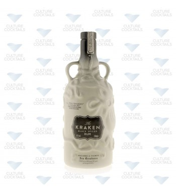 THE KRAKEN BLACK SPICED WHITE CERAMIC