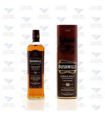 BUSHMILLS SINGLE MALT 16 ANS THREE WOODS