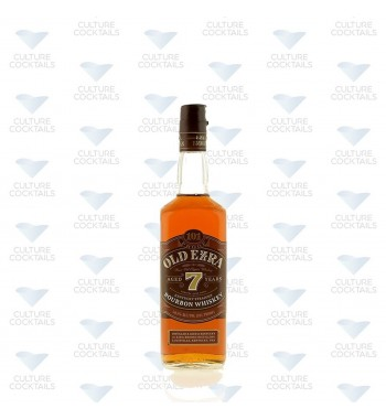 EZRA BROOKS 7 ANS KENTUCKY BOURBON