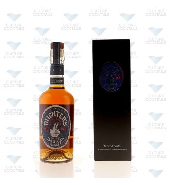 MICHTER'S  US*1 AMERICAN WHISKEY GIFT BOX