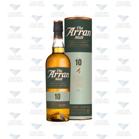 ARRAN 10 ANS