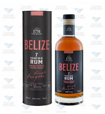 1731 BELIZE 7 ANS