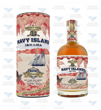 Navy Island 10 Ans Select Cask