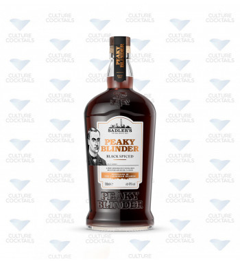PEAKY BLINDER BLACK SPICED