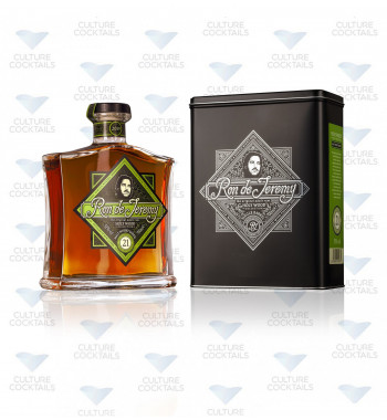 RON DE JEREMY HOLI WOOD COLLECTION 21 ANS MALT WHISKY BARREL